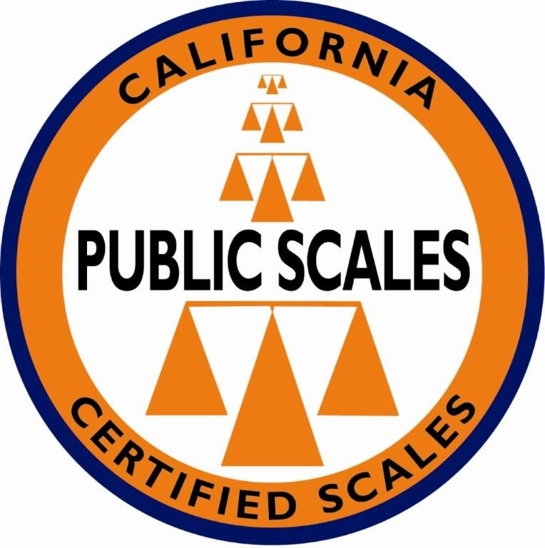 Public Scales : Offical Weightmaster : Public Scale Station : Los Angeles